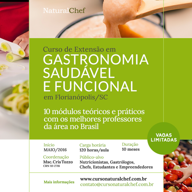 Blog Curso Natural Chef