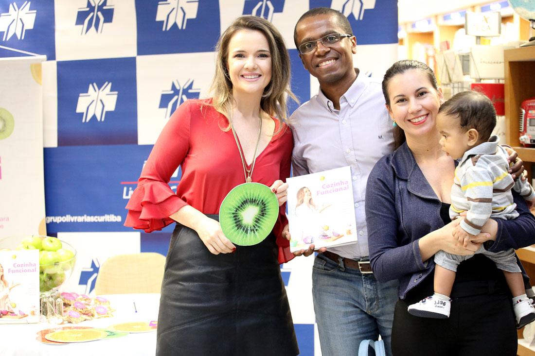 Leandro e família