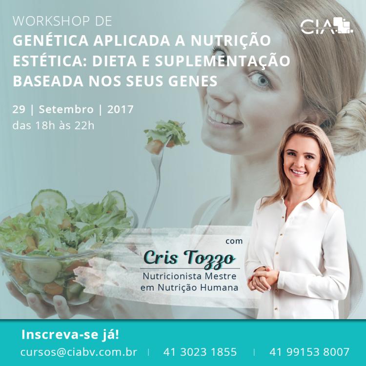 Genética aplicada a nutrição estética